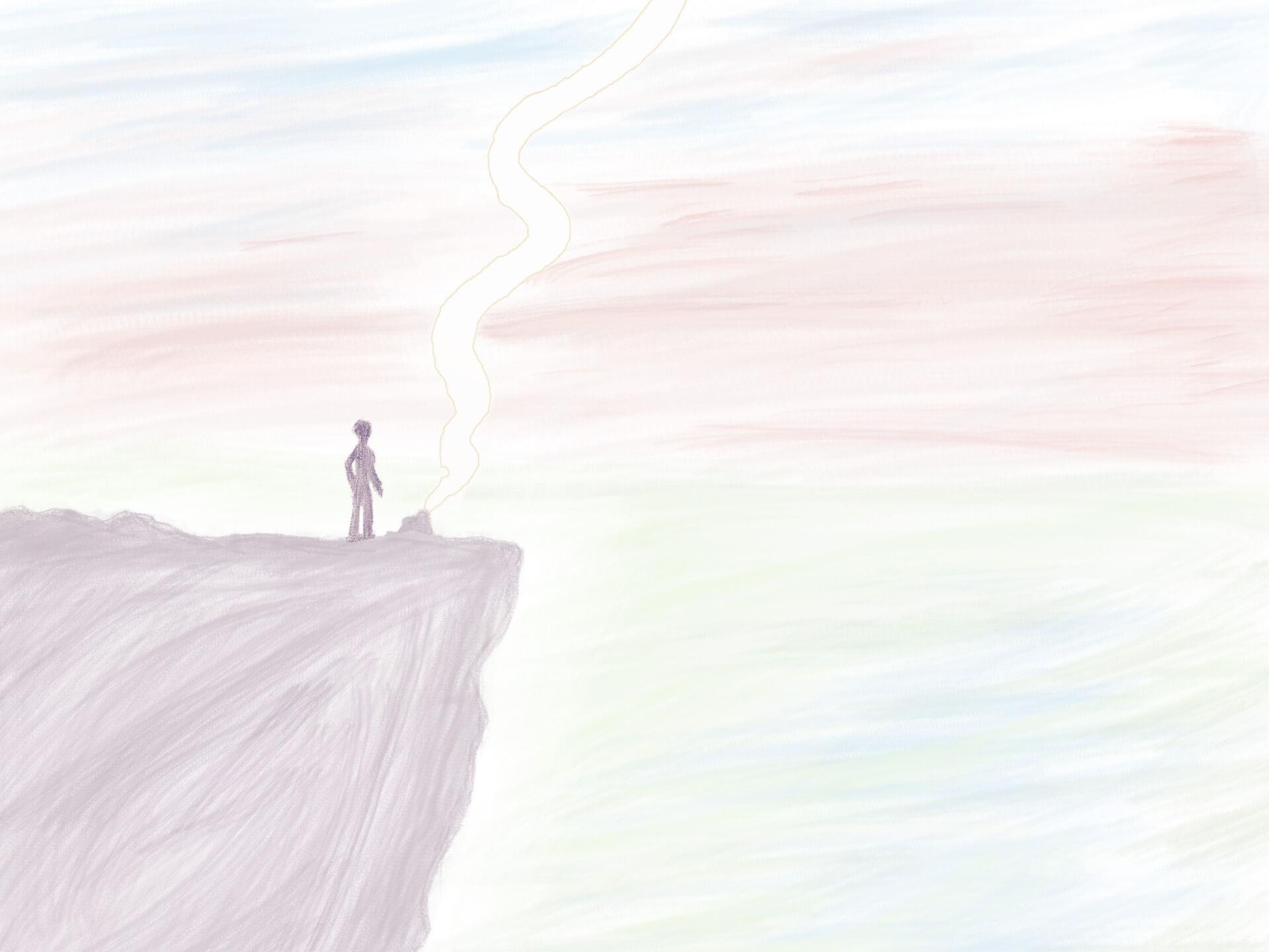 ブログ 岬のたき火